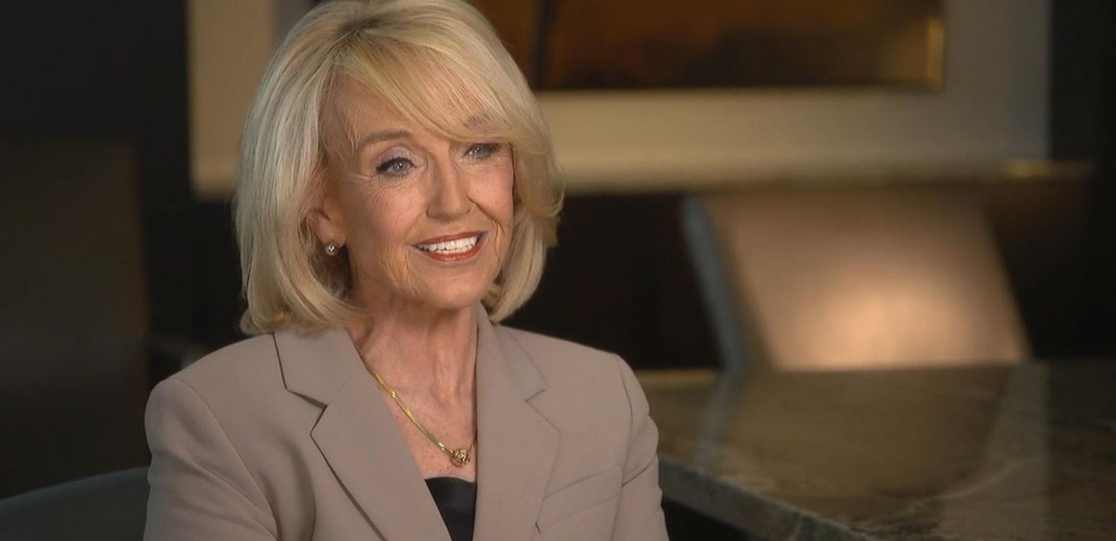 VIDEO: Former Arizona Governor Speaks Out Over Unflattering Photos