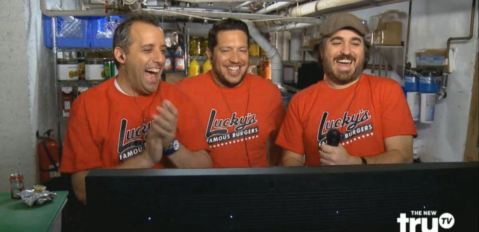 VIDEO: 4 Pals Turn Lifelong Pranking Obsession Into Cult TV Series