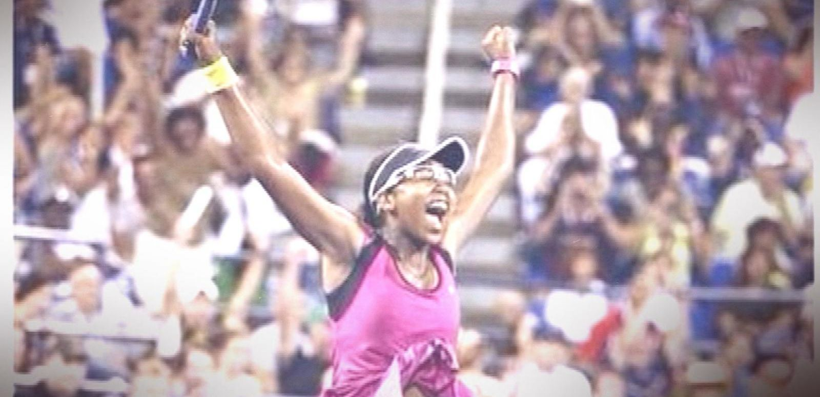 VIDEO: Tennis Sensation Makes Comeback After Battling Cancer