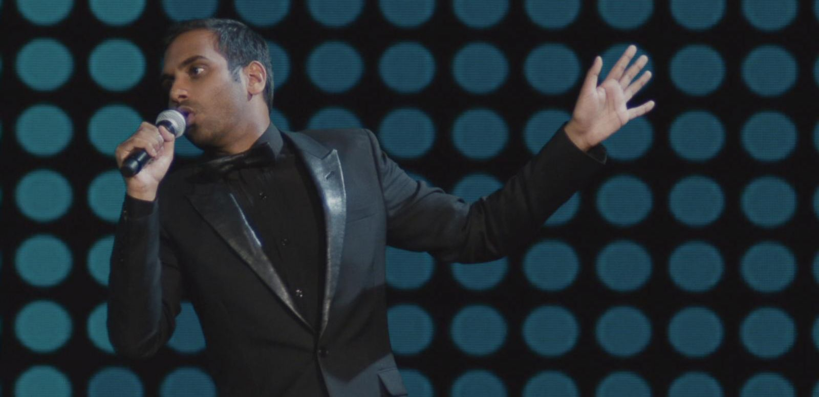 VIDEO: Aziz Ansari Discusses the Digital Age in 'Modern Romance'