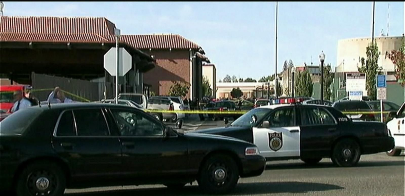 VIDEO: Gunman at Large After Deadly Shooting at Sacramento City College
