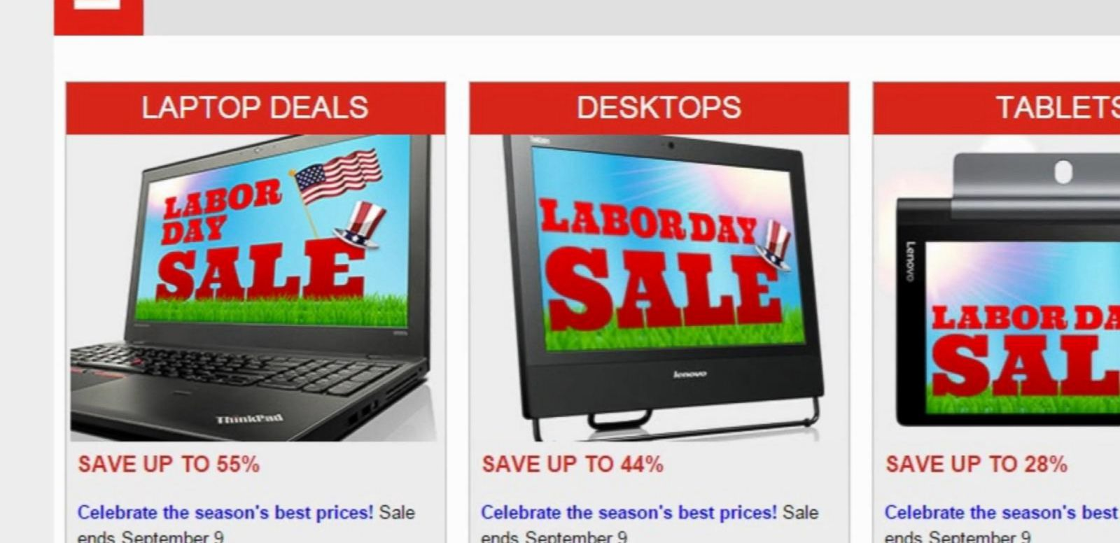VIDEO: Check Out These Labor Day Deals