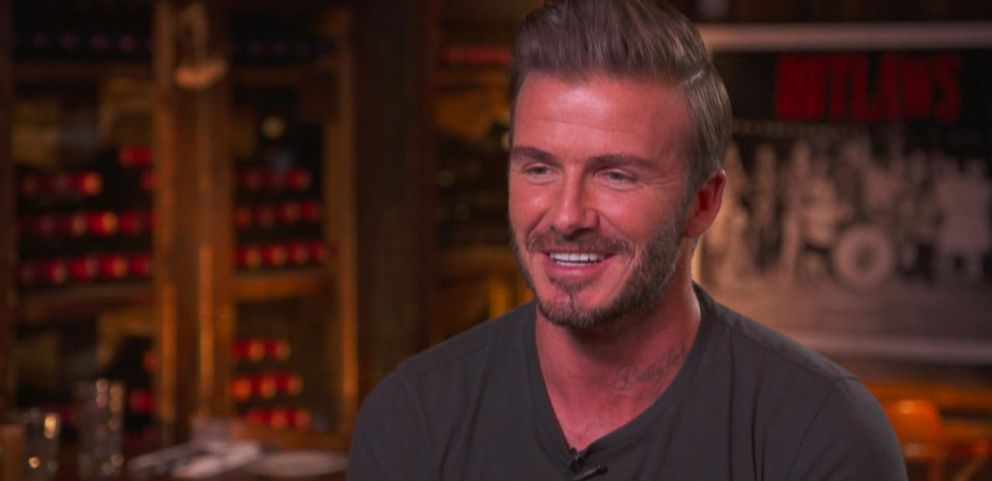 VIDEO: David Beckham on Family, Fashion and His Future in Acting