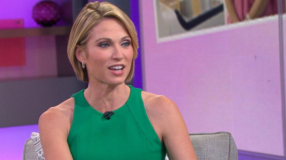 Amy Robach Chronicles Breast Cancer Fight In 'Better'