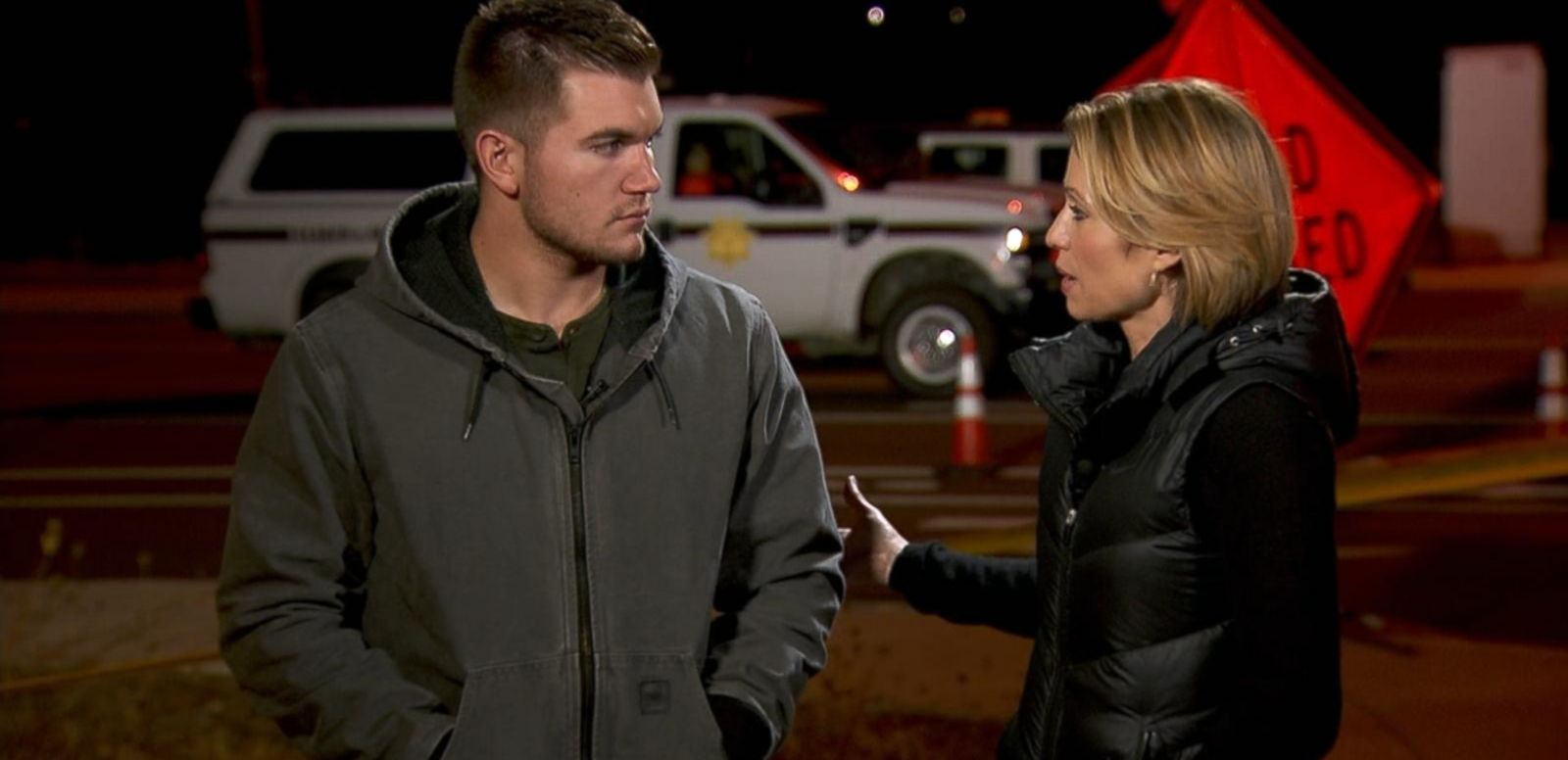 VIDEO: Hero Alek Skarlatos Connection to Oregon College Shooting