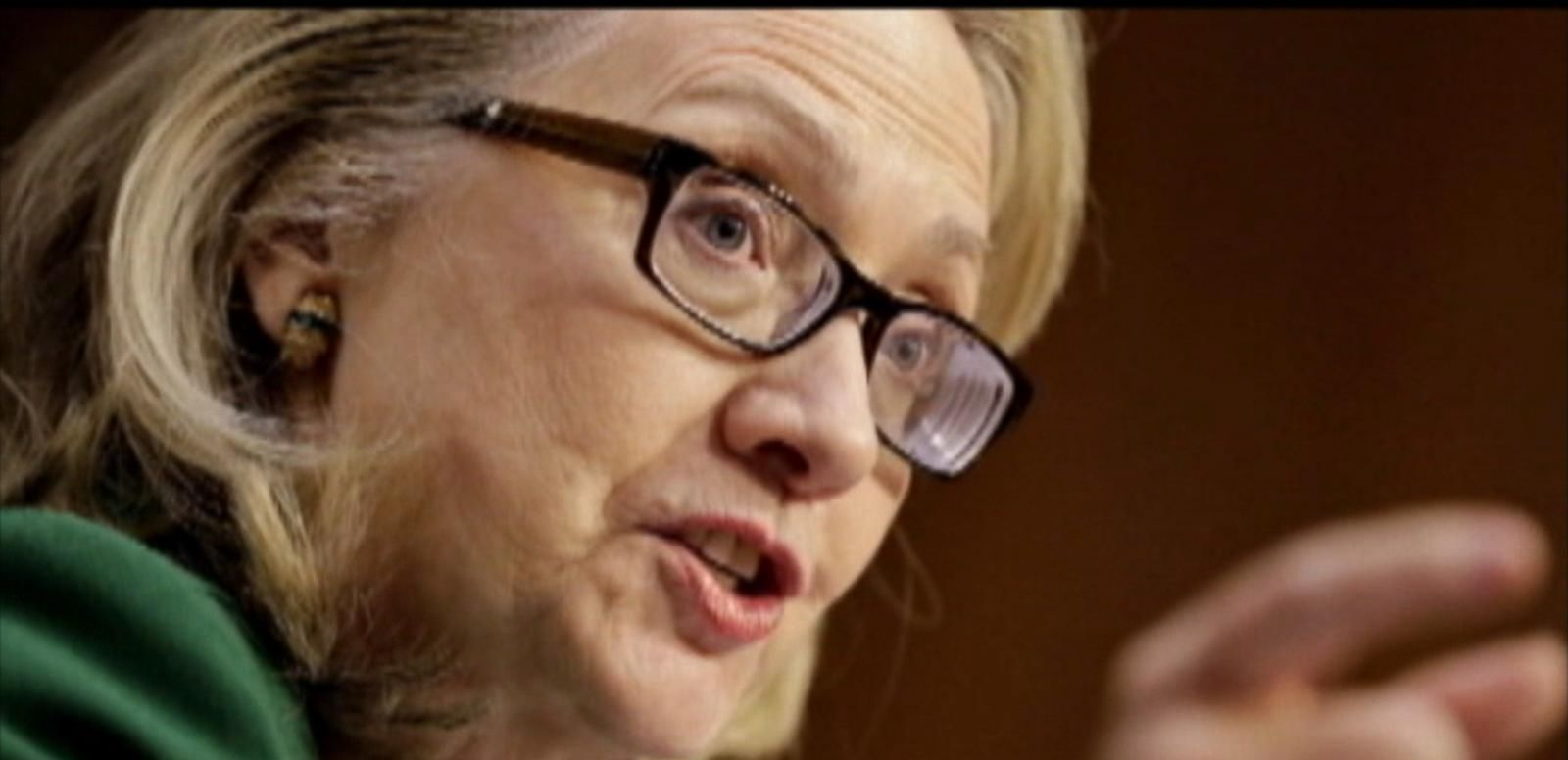 VIDEO: Hillary Clinton Grilled in Eighth Benghazi Hearing