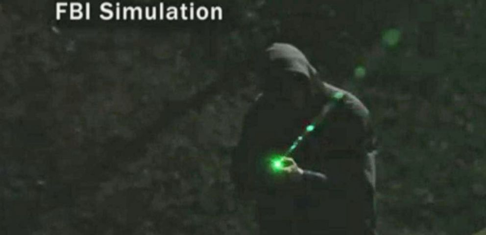 VIDEO: American Airlines Plane Struck by Laser