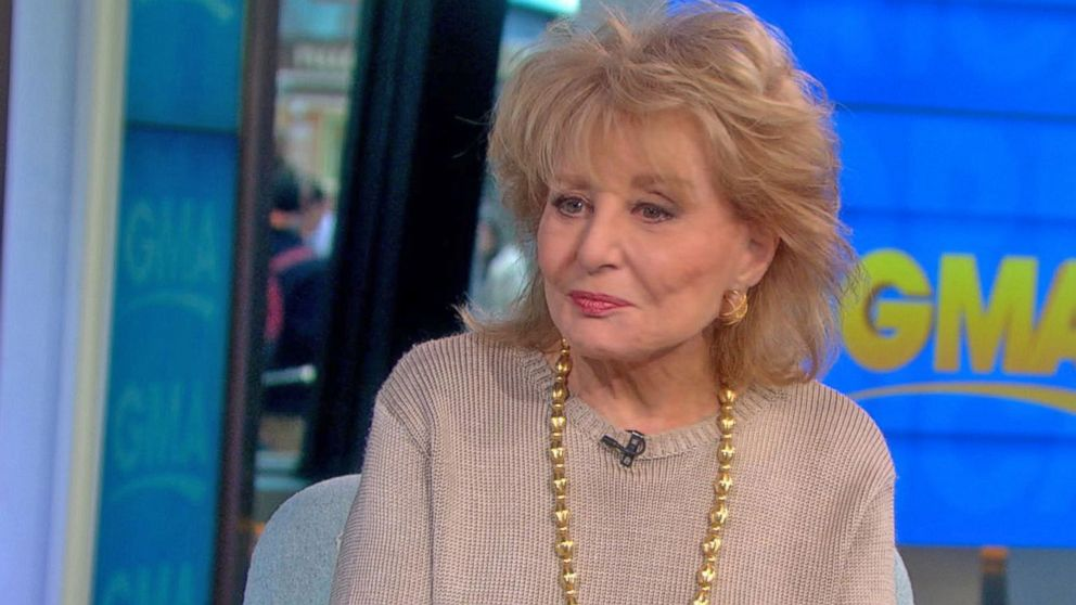 barbara walters introduces new series american scandals video   abc