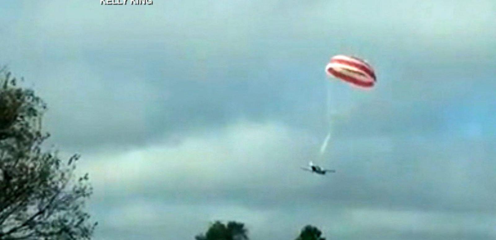 Sarahs Silks Parachute