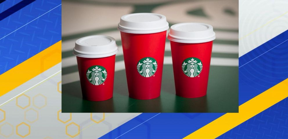 VIDEO: Starbucks Holiday Cups Spark Internet Backlash