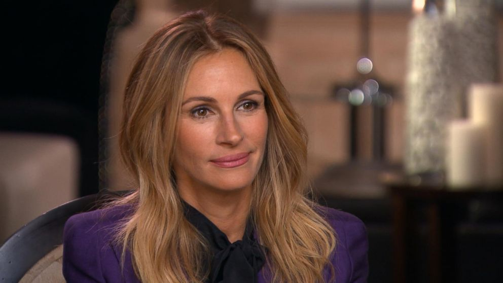 julia roberts on making secret in their eyes with her