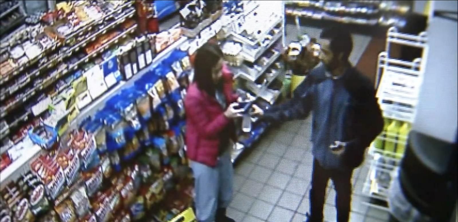 VIDEO: Gas Station Clerk Helps Stop Alleged Kidnapping