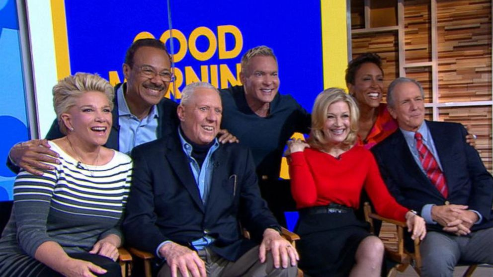 Good Morning America Saturday Edition : Good morning america weekend edition cast gma for