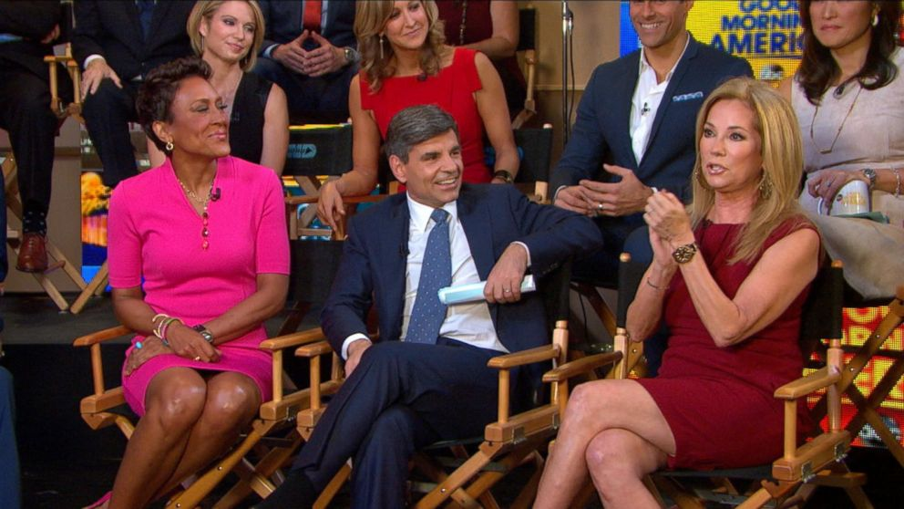 VIDEO: GMA 40th Anniversary: Kathie Lee Giffords Surprise Reunion