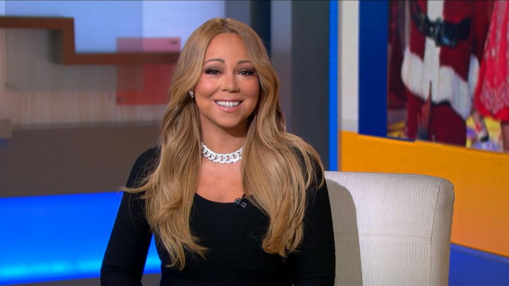 Mariah Carey on Her New Children's Christmas Book, Directorial ...
