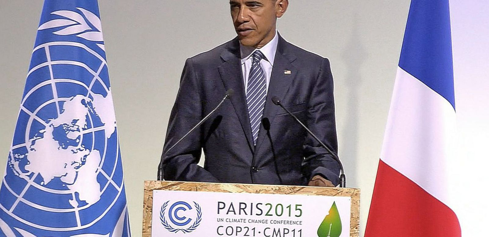 VIDEO: Paris Climate Talks Move Forward Despite Recent Terror Attacks
