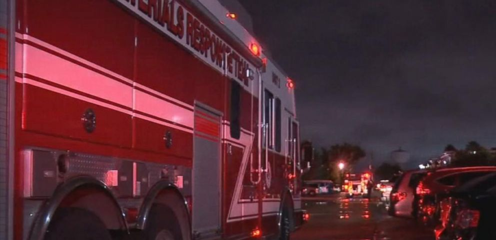 VIDEO: 12 Texas Residents Hospitalized After Carbon Monoxide Leak