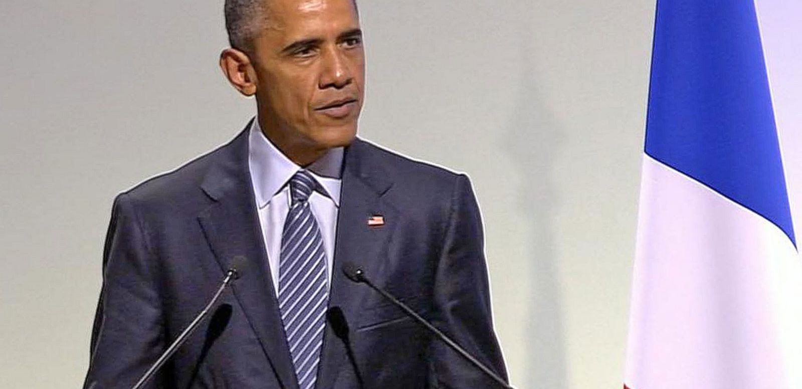 VIDEO: President Obama Addresses Terrorism In Paris Speech