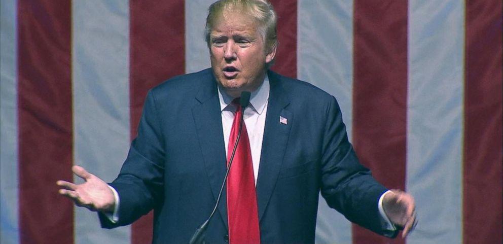 VIDEO: Donald Trump Takes on Hillary Clinton, Miss Universe Error
