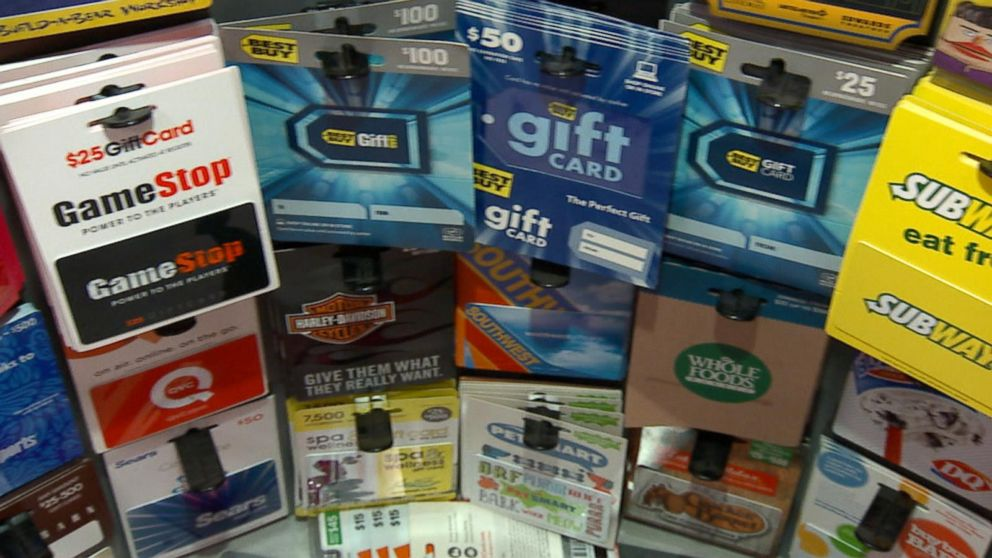 How to Score the Best Deals on Gift Cards Video - ABC News