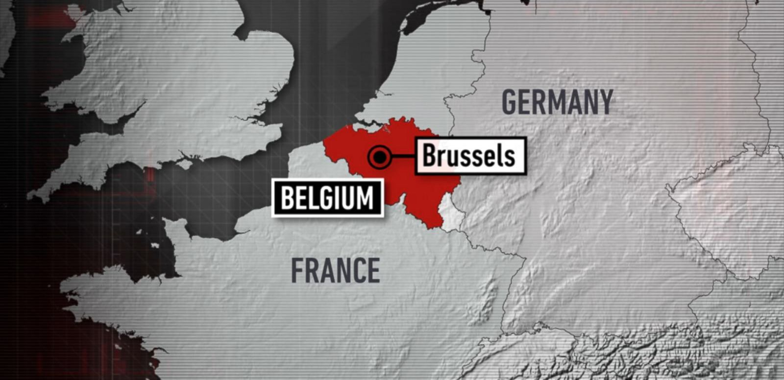 VIDEO: Belgian authorities have now raised the terror-threat level three out of four following the arrests.