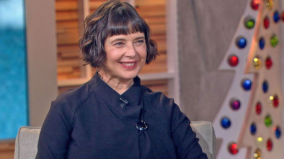 isabella rossellini discusses women in hollywood and new