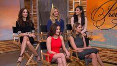 VIDEO: Pretty Little Liars Cast Talks Dramatic Midseason Premiere