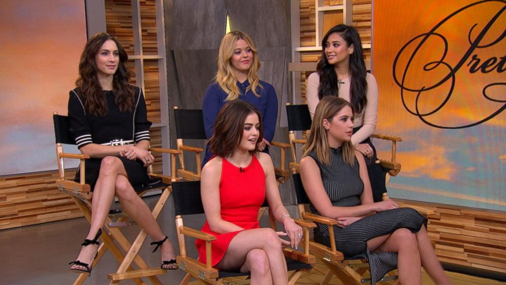 VIDEO: 'Pretty Little Liars' Cast Talks Dramatic Midseason Premiere