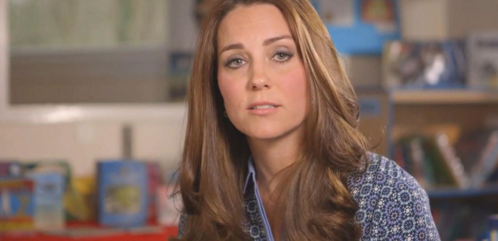 VIDEO: New Role for Princess Kate