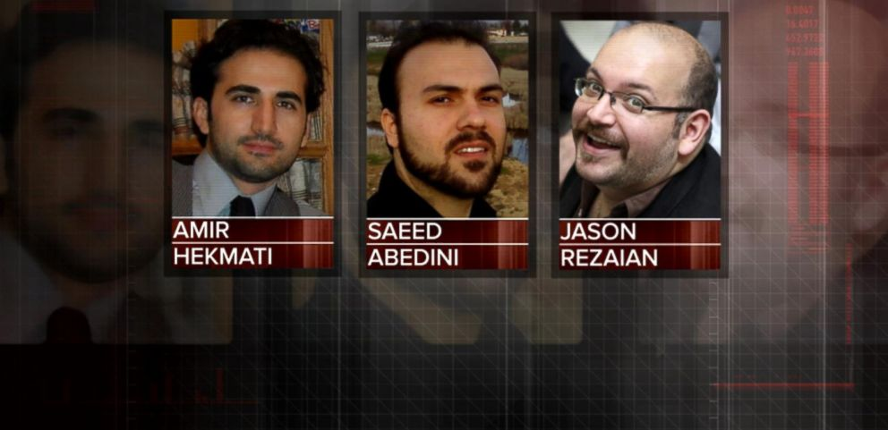 VIDEO: Americans Held Prisoner in Iran for Years - On Their Way Home