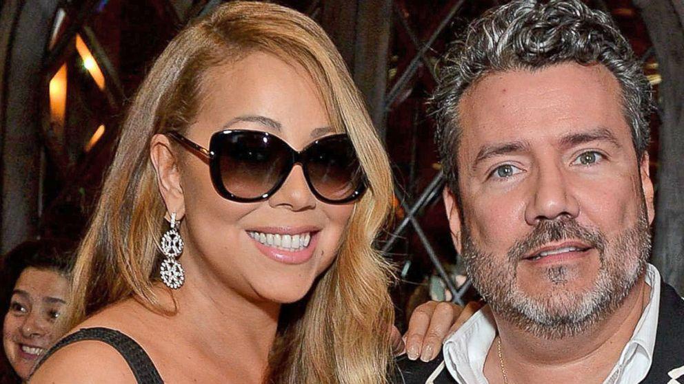 Mariah Carey Shows Off Massive 35 Carat Engagement Ring Video