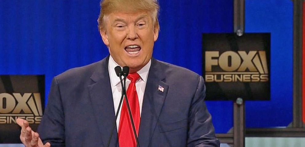 VIDEO: Donald Trump on His Double-Digit Lead Against Ted Cruz