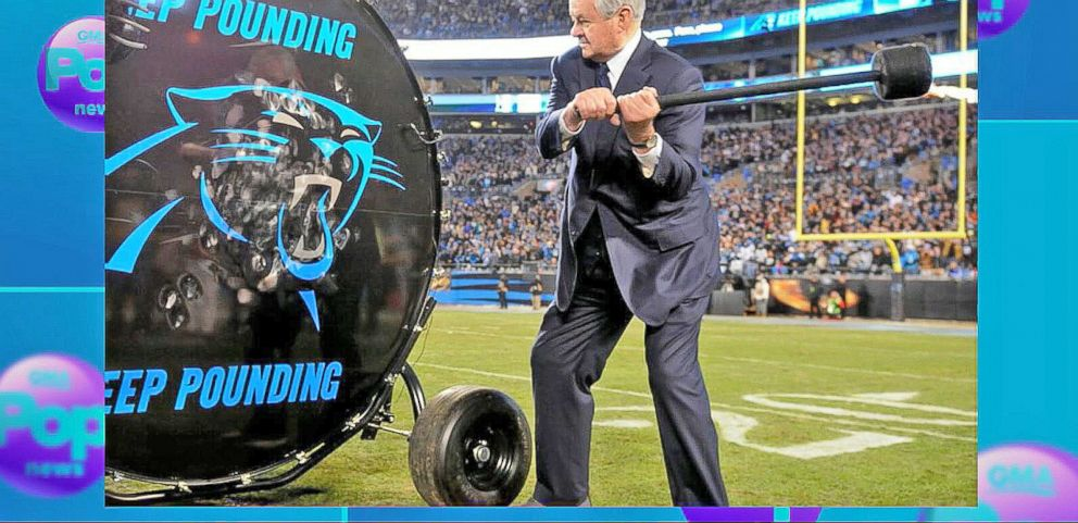 VIDEO: Carolina Panthers Owner Wants to Send All His Employees to Super Bowl 50