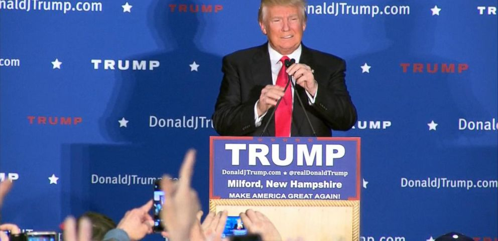 VIDEO: Donald Trump In the Race Long Term After Loss in Iowa
