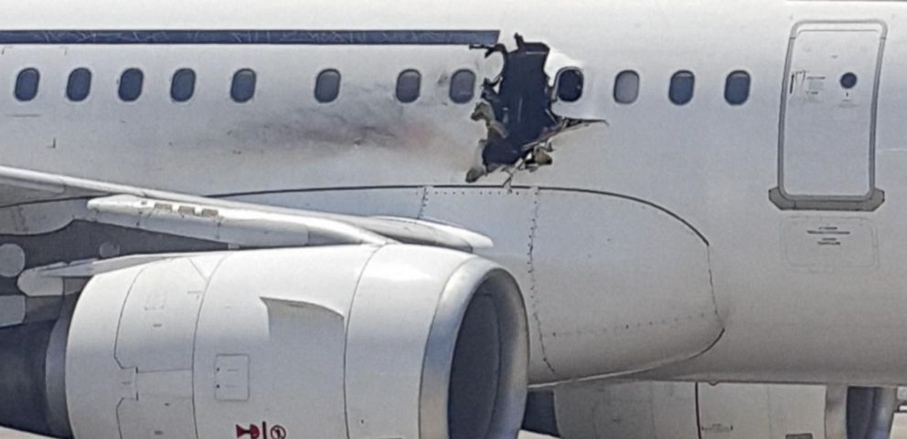 VIDEO: Officials Look at ISIS and Al-Shebab as Suspects in Plane Explosion