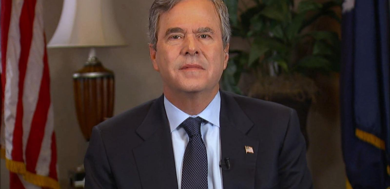 VIDEO: Jeb Bush Talks Donald Trump, Upcoming GOP Debate