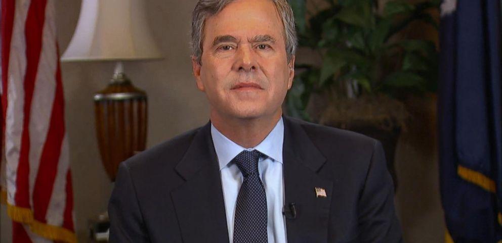 VIDEO: Jeb Bush Talks Donald Trump, Upcoming GOP Debate