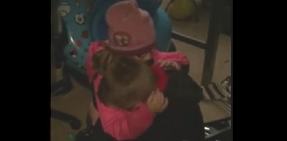 VIDEO: Abigails big brother wanted a pet hamster so badly, she saved her birthday money to buy him one.