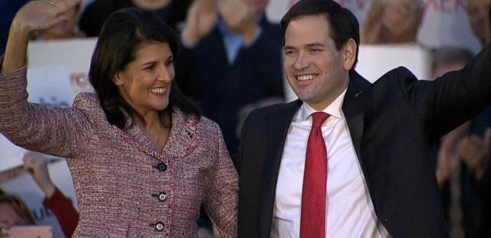 VIDEO: Marco Rubio Nabs Key South Carolina Endorsement