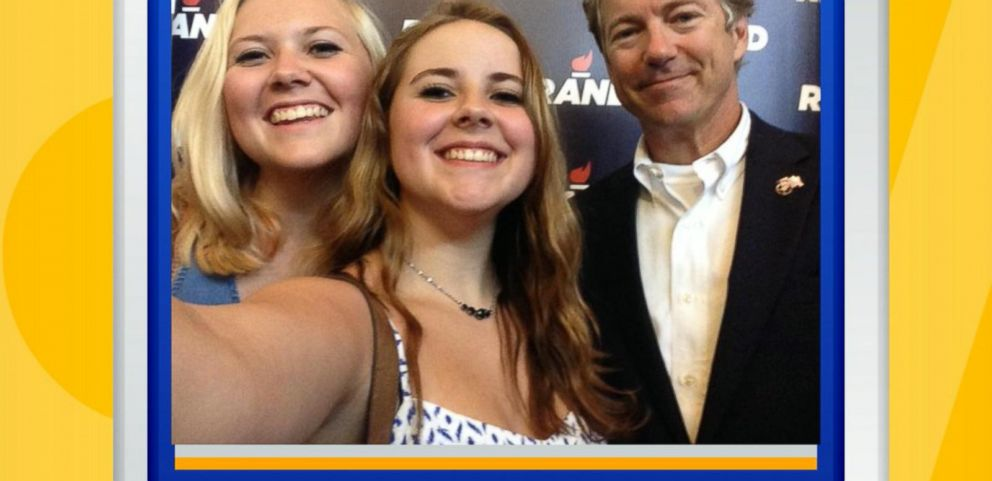 VIDEO: Presidential Selfie Girls Try to Snap Selfies With Every Presidential Candidate