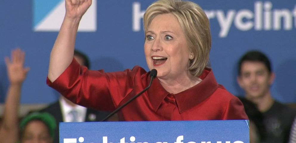 VIDEO: Hillary Clinton Focuses Her Campaign on South Carolina