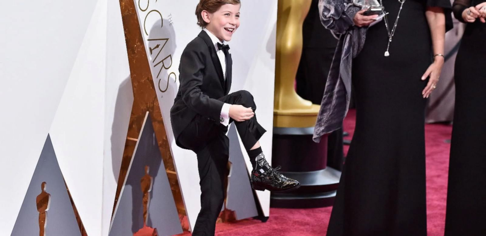 VIDEO: Inside Jacob Tremblays Big Oscar Night