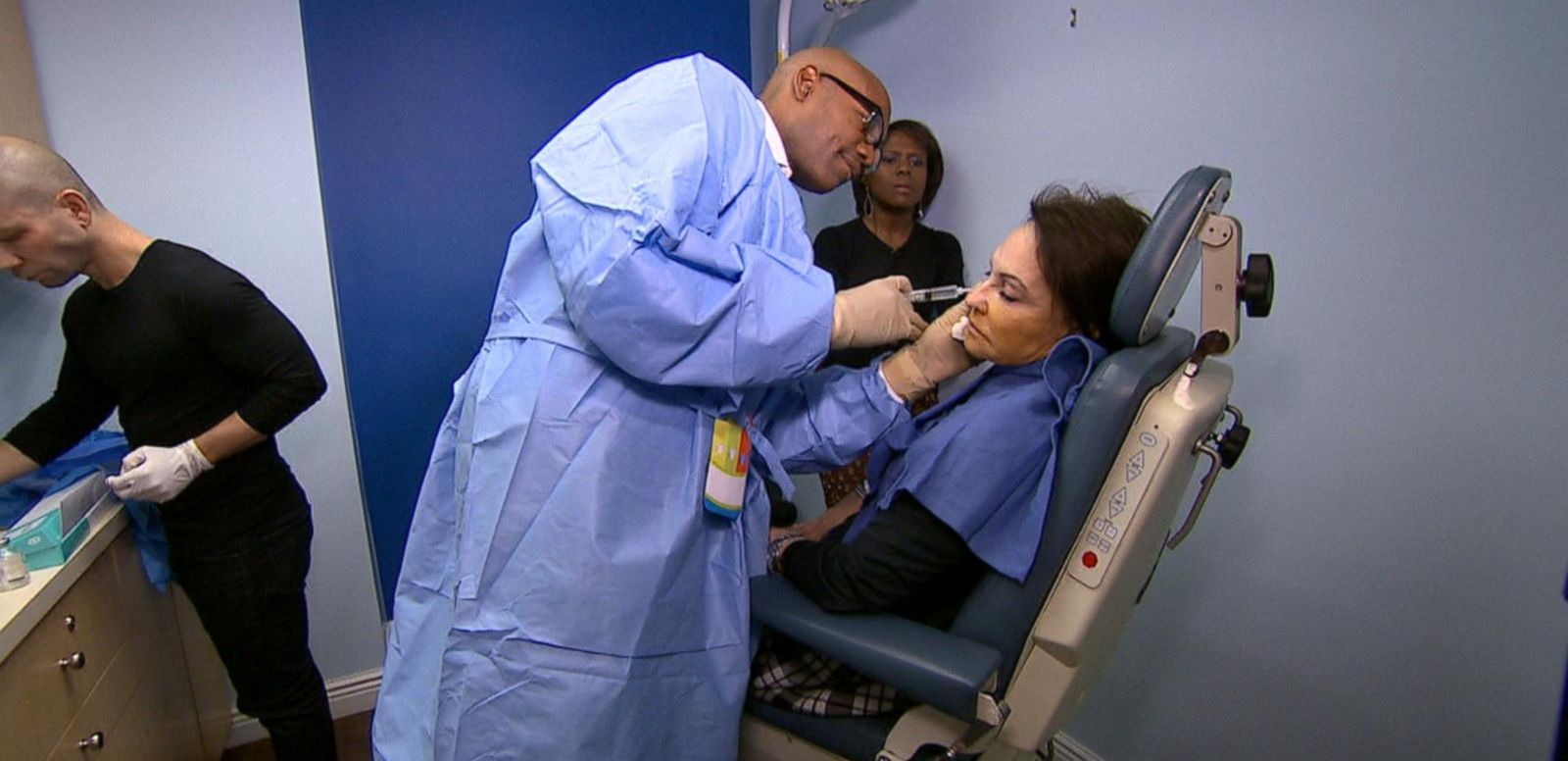 VIDEO: Non-Surgical Facelift Promises Results for Less Money