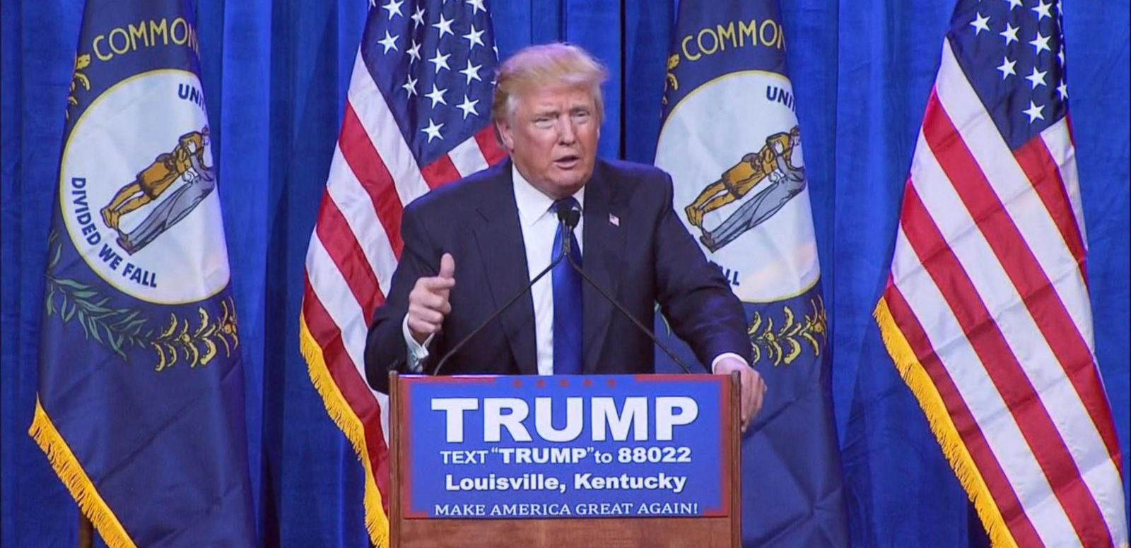 VIDEO: Donald Trump Reacts to Mitt Romneys Upcoming Speech