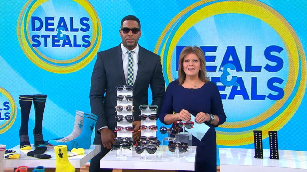 Good Morning America View Your Deal : Deals and steals on accessories under video abc news
