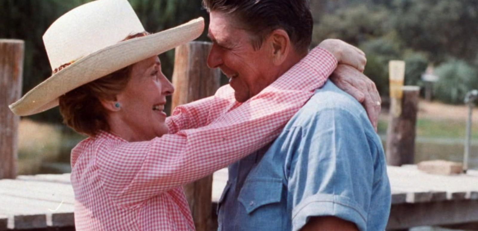 VIDEO: Inside Ronald and Nancy Reagans Epic Love Story