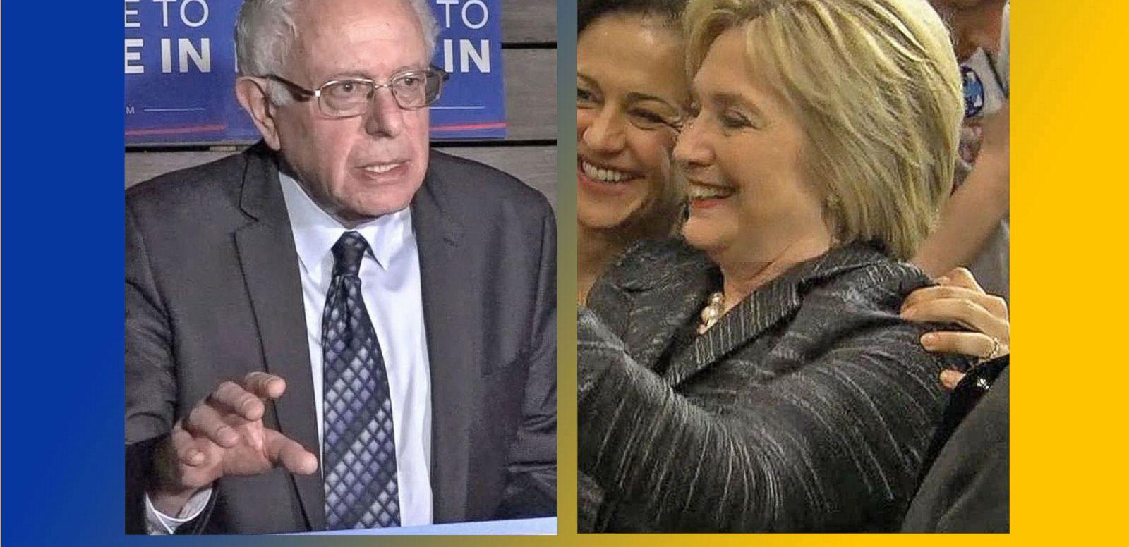 VIDEO: Bernie Sanders Beats Hillary Clinton in Michigan