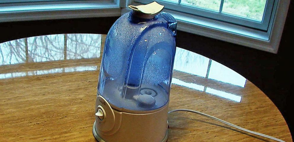 VIDEO: How Dirty Is Your Humidifier?