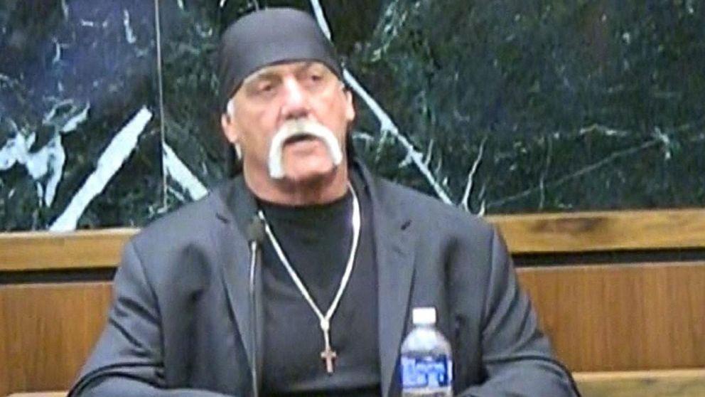 Hogan sex tape