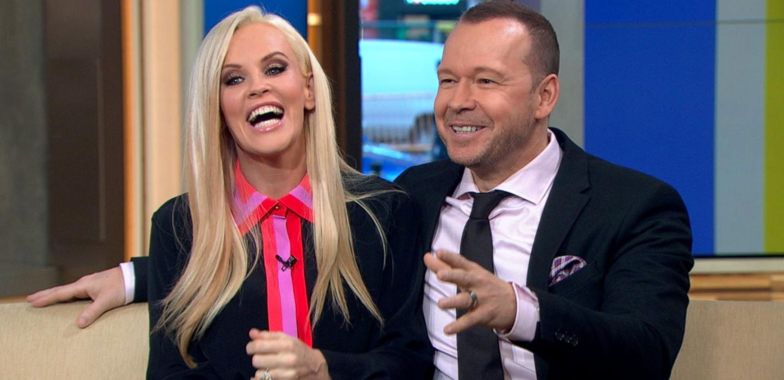 VIDEO: Donnie Wahlberg and Jenny McCarthy on New Reality Show